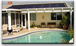 Solar Pool and Spa Heating